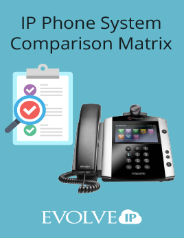 IP Phone System Comparison Matrix